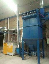 漯河除尘器厂家郑州基实专业生产48袋除尘器价格优惠图片