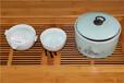 福万7头三足壶能量活化瓷茶具