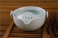 淄博福万厂家茶韵能量活水瓷茶具套装
