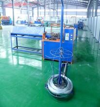 高速半自動勾花網機、菱形網機、礦用支護網機JL-GH圖片