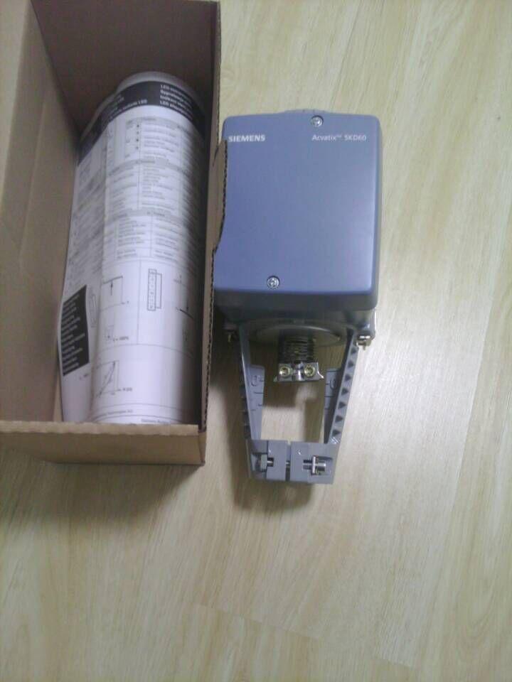 西门子SKD62西门子电动执行器SKD62SKD60