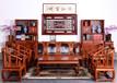 红木家具花梨木沙发皇宫沙发8件套中式明清仿古客厅实木家具