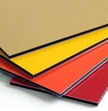 昆明铝塑板厂家供应外墙铝塑板4毫米铝塑板易安装图片