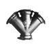 湖南佳超柔性铸铁管/湖南球墨铸铁管/PE-RT铝合金衬塑管
