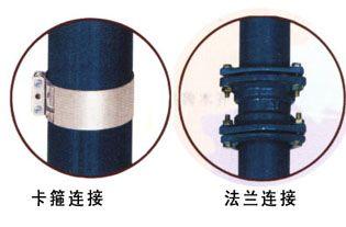 机制排水铸铁管连接方式