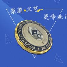 供应金属珐琅司徽胸章定做,金属奖章厂家,广州莱莉工艺图片