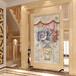 重庆理光g5陶瓷背景墙打印机彩雕背景墙喷绘机哪家专业