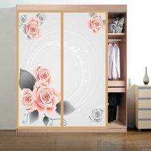 三聚氨胺密度板UV万能平板打印机衣柜木门彩印机PVC木门喷绘机图片