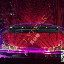 红单8头长条摇头光束激光舞台激光灯
