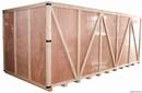 无锡大型机械打包吴江出口木箱昆山包装箱