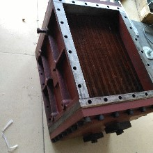 销售淄博淄柴Z6170船用柴油机KLQ13H空气冷却器图片