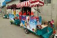 西安流动冰淇淋售卖车定做多功能小吃车厂家便宜
