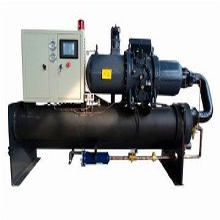 水冷螺杆式冷水机组,水冷式冷水机,工业冷水机