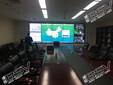 武汉液晶拼接屏案例超窄边液晶拼接屏