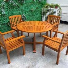 实木桌椅价格及图片饭店通用实木桌椅户外桌椅厂家图片