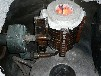 沈阳专业生产定制真空中频感应炉感应圈感应器