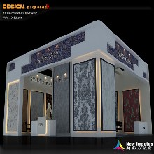 上海国际展会公司专业设计指导