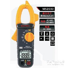 成都华仪仪表批发价数字钳形表MS2030交流电压