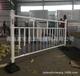青岛道路护栏市政护栏城市交通护栏铁马护栏生产厂家