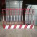 基坑临边施工护栏建筑工地隔离防护栏警示围栏施工围挡