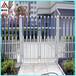 小区围栏塑钢护栏PVC护栏铁艺栅栏别墅围墙护栏