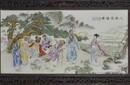 珠山八友瓷板画鉴定及瓷板画拍卖得出天价?图片