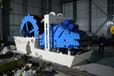 四川洗砂机设备洗砂机结构形式