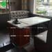 珠海大理石餐桌港式茶餐桌休闲餐桌