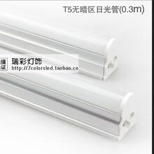 七彩睿杰供应LED一体化日光灯灯管T5白光60cm120cm灯管