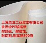 滚涂机PE皮带卷烟厂PE输送带高品质烟草行业专用输送带