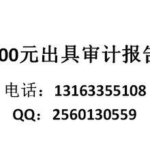 武汉现在出具审计报告如何收费