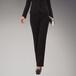 新派威女士韩版修身显瘦商务正装女竖纹西裤