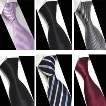 新派威領帶時尚百搭領帶真絲商務男式領帶正裝多款領帶