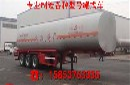 50立方罐式半掛車廠家直銷報價粉粒物料運輸半掛車價格圖片
