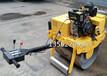 单轮柴油压路机手扶式压路机承德振动压路机好设备低价销售