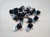 廣州生產R型鍍鋅浸塑管夾Φ13全包膠鋼線夾廠家