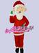 天津圣诞老人服装,卡通人偶服圣诞老人服装,租赁卡通行走人偶狗
