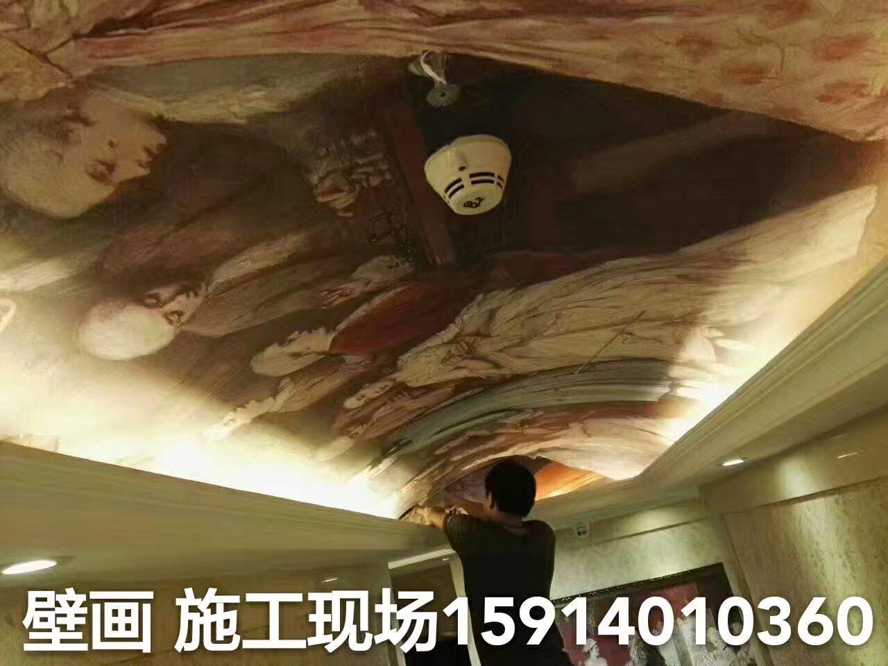 深圳市光明专业贴墙纸壁画墙布批发刷墙张师傅-深圳墙纸技师