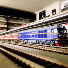 火车模型利顺恒达火车模型暑期惠利活动闪亮登场图片