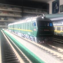 利顺恒达火车模型红星DF11Z重联内燃机车