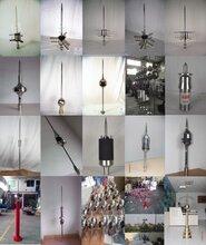 可移动升降避雷针,机房防雷器,加油站避雷针,河南防雷公司图片