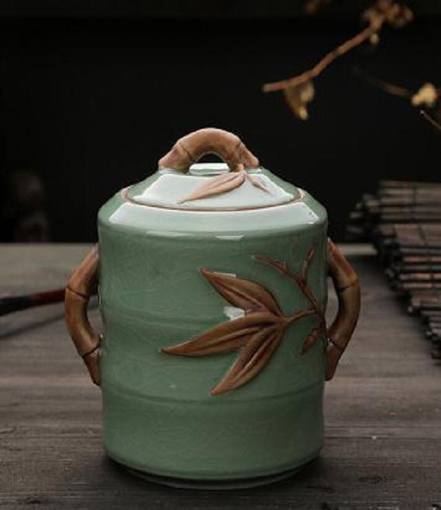 茶叶罐工艺品