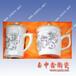 古彩茶具高檔陶瓷茶具手繪陶瓷茶具