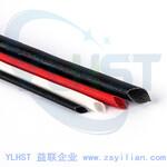 大量供应硅树脂纤维套管、硅橡胶纤维套管图片