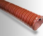 大量供应硅橡胶高温风管图片