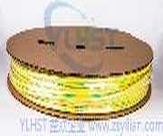 大量供应黄绿双色热缩管图片