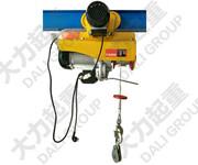 PA1000kg微型电动葫芦小型家用小吊机220伏电压图片
