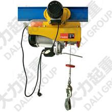 PA1000kg微型电动葫芦小型家用小吊机220伏电压