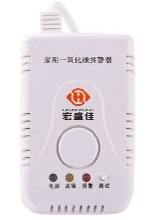 家用一氧化碳報警器-壁掛式安裝簡單方便圖片