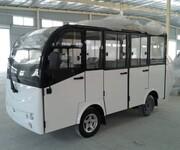 苏州11座观光车品牌图片